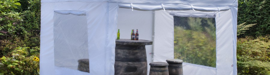 Rent Gazebos from Furniture Hire UK
