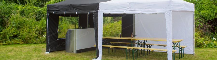 Gazebo Rental from Furniture Hire UK