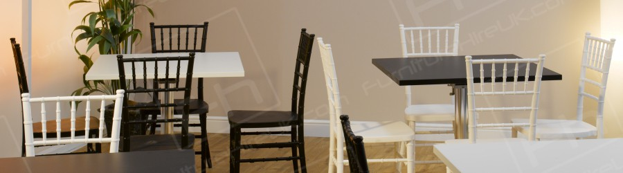 Table Rental from Furniture Hire UK