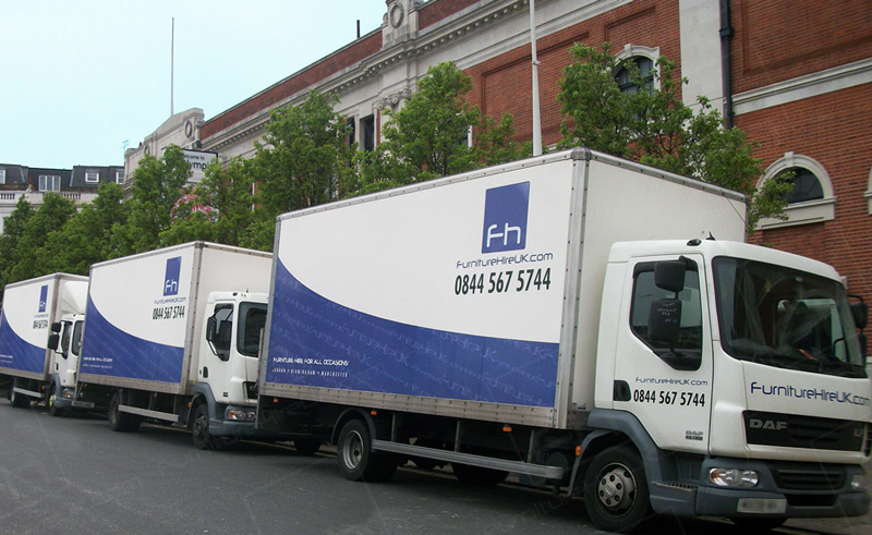 Furniture Hire Uk Fleet
